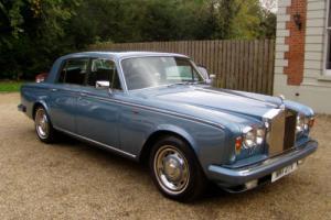 Rolls-Royce Silver Shadow 6.8 auto II  1980/V   titled owner