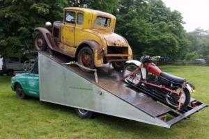 1970 GMC RETRO ROAD HAULER RECOVERY TRUCK FOR HOT ROD NEW BUILD CAMPER CUSTOM