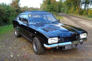 FORD CAPRI 3000 GT 1 PREVIOUS OWNER 12 MONTHS MOT TAX EXEMPT