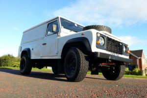110 V8 Land Rover Hard Top 1989 petrol/LPG