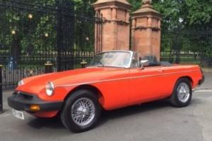 MGB Roadster (may part exchange for Range Rover, Mercedes SL or cherished plate)