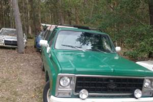 1979 CHEVROLET C10 PICK UP TRUCK