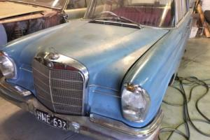 Mercedez benz 220 SB 1962