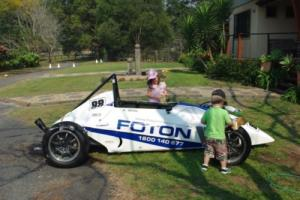 Race Car Elfin NG 1600cc Formula Vee For Sale