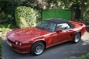 Lister Jaguar XJS Convertible 1989 RHD