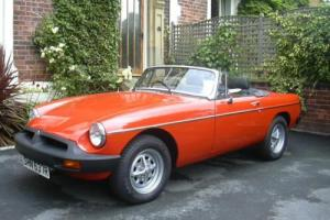 MGB, BEAUTIFUL EXAMPLE, HARD TO FIND IN THIS CONDITION. Photo