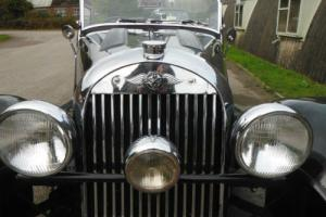 Morgan Plus 4 'Flat Rad' for Sale