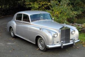 1958 LHD Rolls-Royce Silver Cloud I Saloon LSFE201 Photo