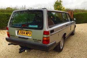 1992 VOLVO 240 SE LIMITED EDITION 2.3 MANUAL ESTATE , HIGH SPEC, FULL HISTORY Photo