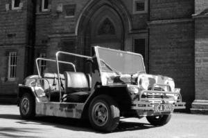 1966 Modified Morris Mini Moke. Photo