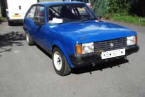 1980 TALBOT SUNBEAM 2.0 Litre - Night Rally Car