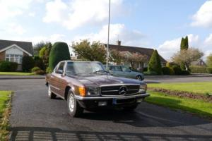 MERCEDES 380 SL R107 1981 83,000 mls restoration project Photo