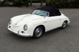 1963 Porsche 356