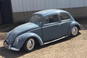 vw beetle 1958 uk right hand drive Photo