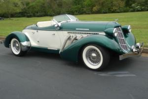 1970 Replica/Kit Makes AUBURN BOATTAIL SPEEDSTER
