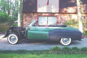 1951 Buick Roadmaster MATCHING NUMBER VEHICLE Photo