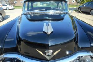 1955 Cadillac DeVille NO RESERVE AUCTION - LAST HIGHEST BIDDER WINS CAR!