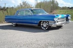 1963 Cadillac Fleetwood Photo