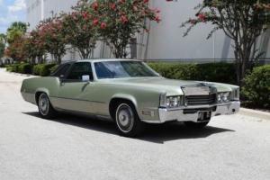 1970 Cadillac Eldorado ElClasico Photo