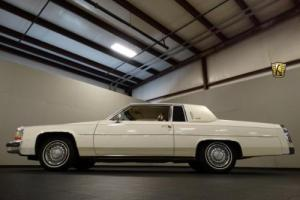 1980 Cadillac DeVille Photo