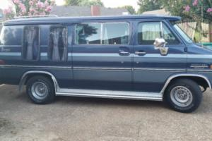 1984 Chevrolet G20 Van