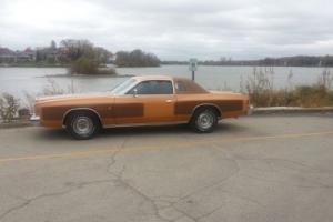 1976 Chrysler Cordoba se