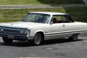1967 Chrysler Imperial Crown Coupe Photo
