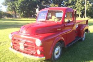 1953 Dodge Other Pickups B4-C