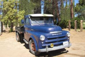 1950 Dodge FLATBED TRUCK