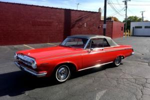 1963 Dodge Polara CONVERTIBLE!!