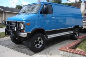 1972 Chevrolet G20 Van