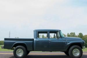 1967 International Harvester 100B Pick Up Crew Cab 4X4 Photo