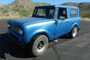1968 International Harvester Scout