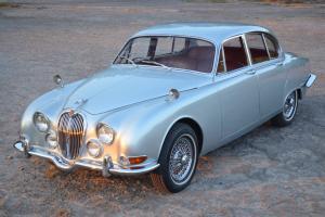 1965 Jaguar S-Type (Silver)