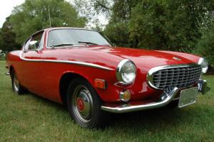 1963 Volvo Other P1800 Red Very Nice. Just Serviced