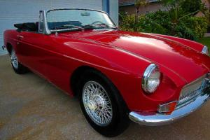 1969 MG MGB Mark 2