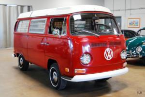 1971 Volkswagen Campmobile Photo