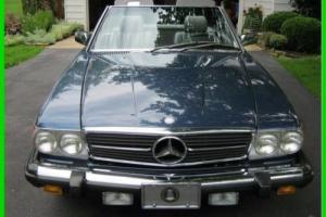 1984 Mercedes-Benz 300-Series 2 Dr Convertible