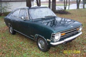1968 Opel Photo