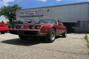1979 Pontiac Firebird Formula