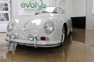 1958 Porsche 356 CMC