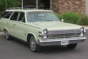1966 AMC 990 Ambassador Wagon