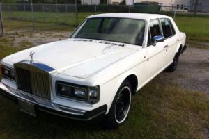 1981 Rolls-Royce Silver Spirit/Spur/Dawn