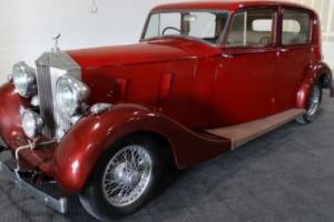 1939 Rolls Royce Wraith Photo