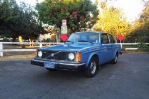 1980 Volvo 242 Photo
