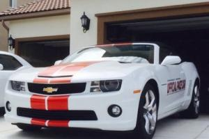 2011 Chevrolet Camaro Pace Car Photo