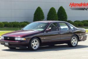 1995 Chevrolet Impala 4dr Sedan
