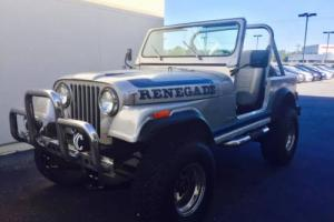 1982 Jeep Other renegade