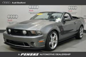 2010 Ford Mustang ROUSH Convertible