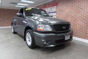 2003 Ford F-150 Lightning SVT Supercharged